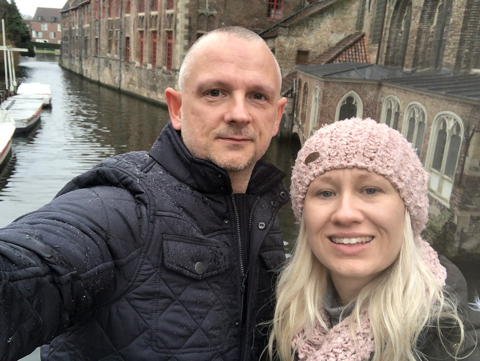 Just Us Two Travel Take On Bruges !