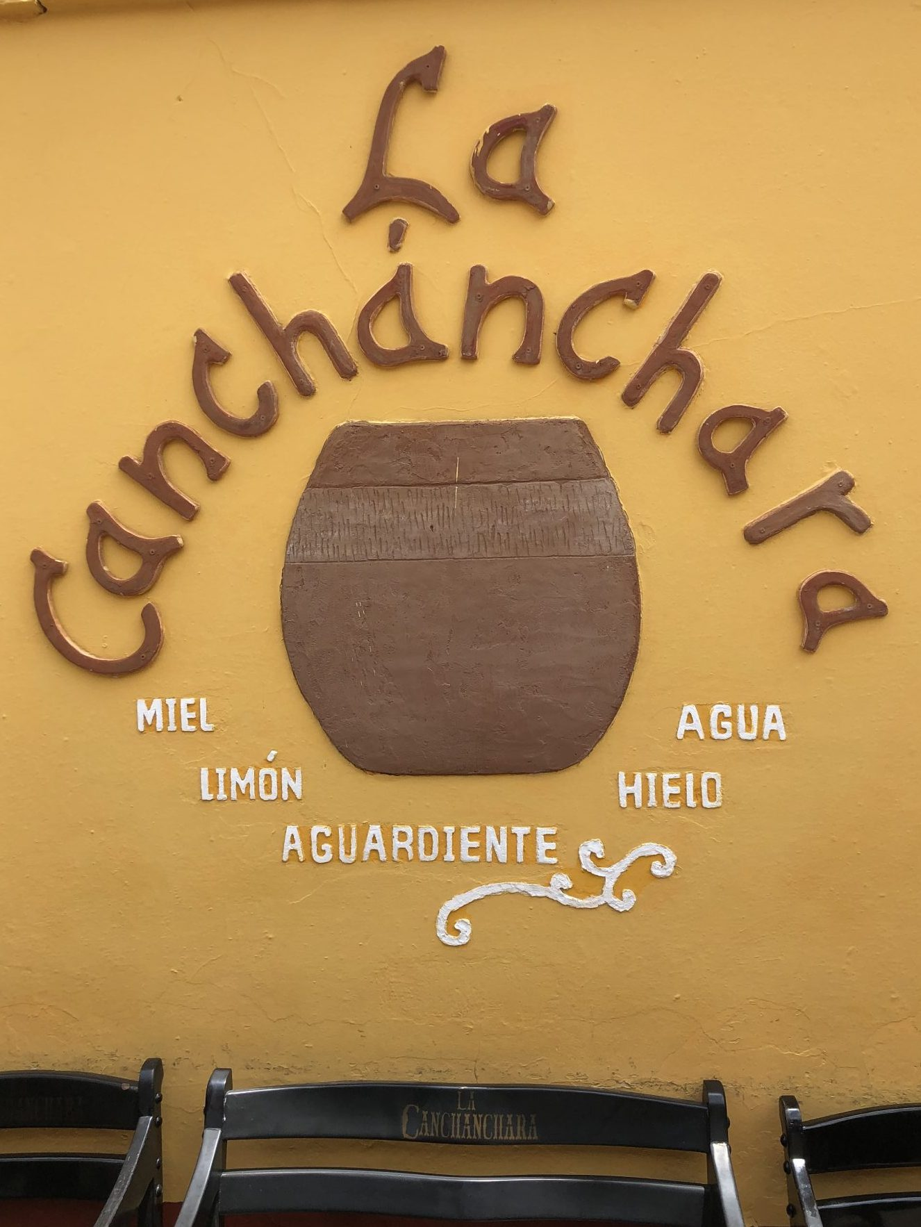 La Canchánchara, Recipe